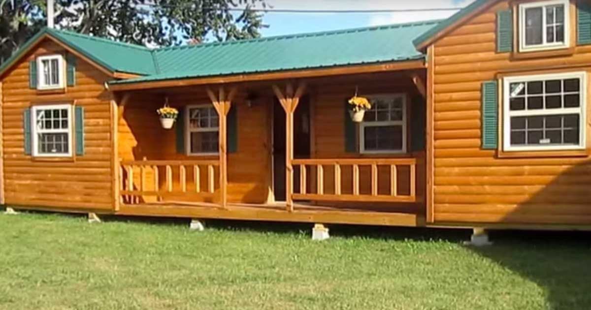 Cumberland By The Amish Cabin Co Offers 2 Lofts With